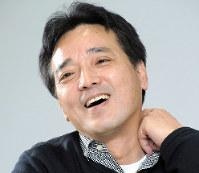 青島武さん=八木正撮影