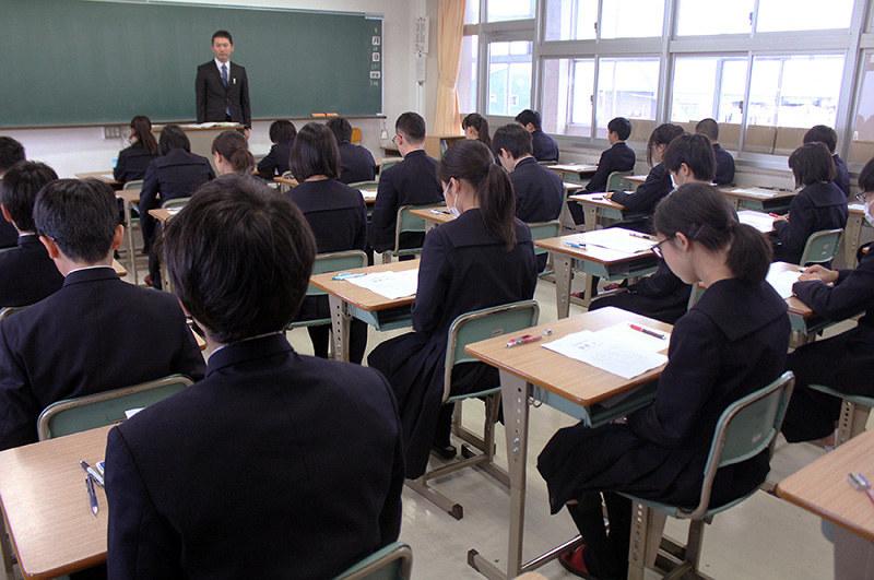 教育 学校 中等 大安寺