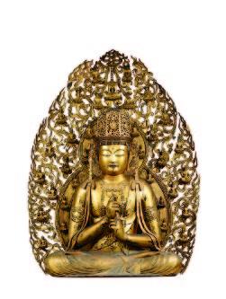 国宝「大日如来坐像」 12世紀 大阪・金剛寺