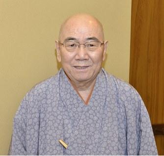 三遊亭円歌さん死去:「爆笑王だ...