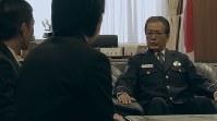 大阪府警が作った職員倫理研修用DVD「誇りと使命」の1シーン=大阪府警提供