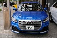 =東京都品川区で2017年4月26日、米田堅持撮影