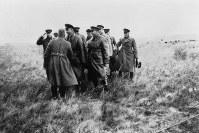 ノモンハン事件の停戦交渉を行う関東軍とソ連赤軍の代表委員