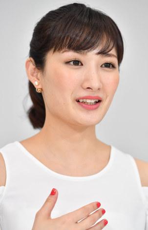 武田玲奈の笑顔画像