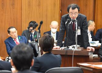 共謀罪:審議は官僚主導 局長135...