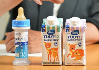 液体ミルクのデメリットとメリットは?粉ミルクと …