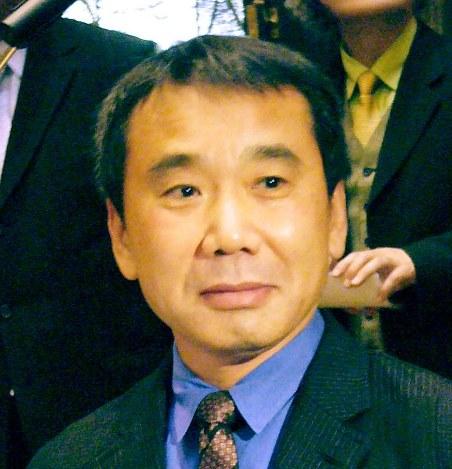 Haruki Murakami (Mainich)