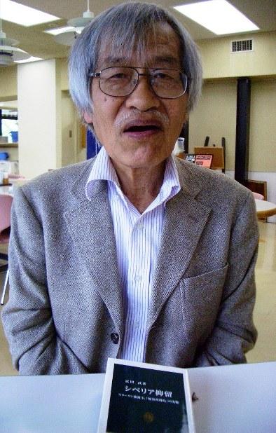 富田武・成蹊大名誉教授 シベリア抑留の新視点 ドイツ人捕虜分析も 中公新書から新刊アクセスランキング編集部のオススメ記事