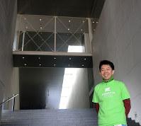 「食」の大切さを話す真鍋邦大さん=香川県丸亀市内で、玉木達也撮影