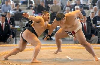 アマチュア相撲:団体戦、日大が...