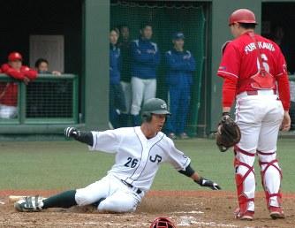 社会人野球:JABA東北大会 日本...