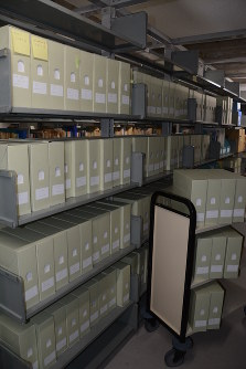 立教大書庫に収蔵されている浜岡原発関連資料