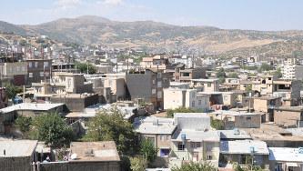 1987年6月に化学兵器が投下されたイラン北西部サルダシュト=2010年9月20日、鵜塚健撮影