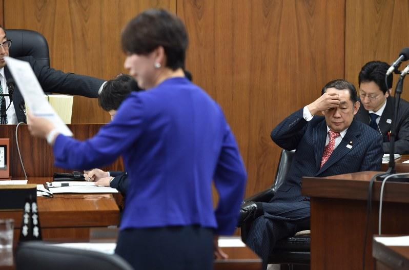 共謀罪:衆院法務委で可決 与党...