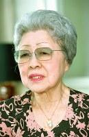佐々木成子さん 97歳=メゾソプラノ、二期会設立歌手(5月15日死去)