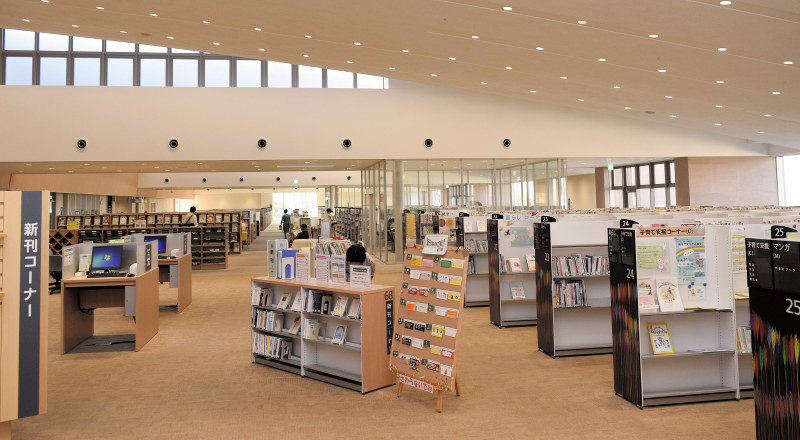 大府 市 図書館