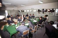 1971年9月20日、離散家族問題めぐり、南北朝鮮赤十字の正式代表による初の予備会談が板門店で開かれた