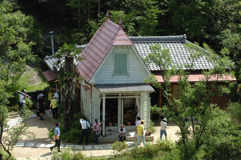 Studio Ghibli to build a theme park