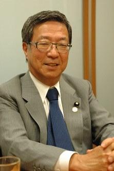 藤巻健史・東京維新の会代表