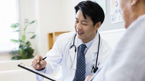 医師との関係バナー