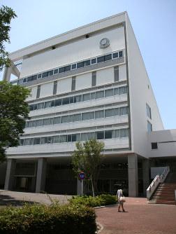 渋谷幕張中学高校の校舎