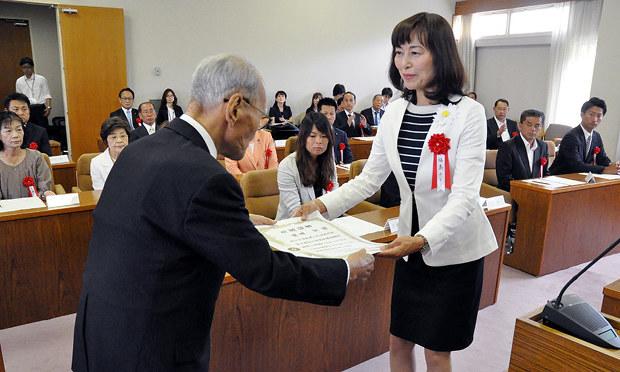 県議会議員 尼崎