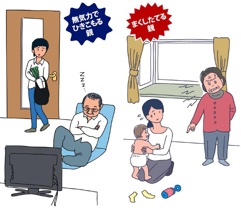 特集ワイド:「親に疲れた症候群」って? | 毎日新聞