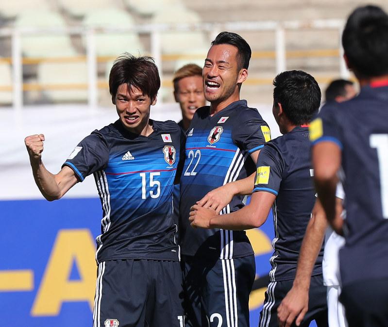 「W杯アジア最終予選大迫無料写真」の画像検索結果