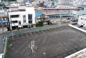 桜井市:駅前に宿泊施設誘致へ ...
