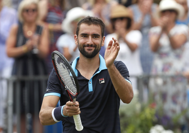 Cilic Bids For Second Queen's Title, Will Meet Lopez In Final