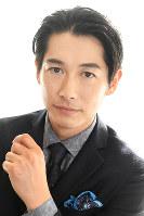 映画「結婚」に主演するディーンフジオカ=大阪市北区で、大西岳彦撮影