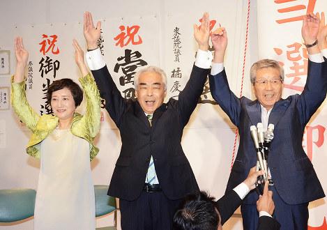 選挙:長瀞町長選 無投票で大澤氏が再選 /埼玉 | 毎日新聞