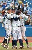 立大が59年ぶりに優勝した全日本大学野球選手権大会。日本版NCAAは新たな熱気を生み出すことが期待される=渡部直樹撮影