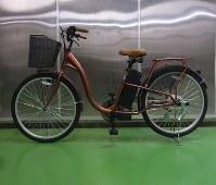 日本タイガー電器の「bicycle-206 assist」=国民生活センター提供