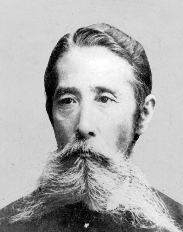 ルイ・ヴィトン:日本初の購入者は板垣退助 1883年タグで確認 後藤 ...