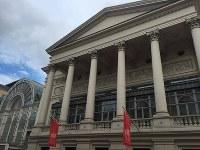 ロイヤル・オペラハウスの外観