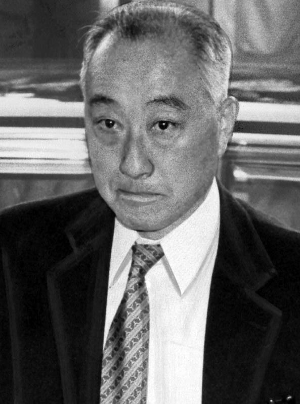 榎本敏夫さん91歳=田中元首相秘書