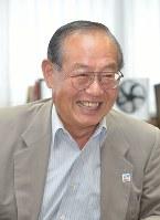 遠藤勝裕氏