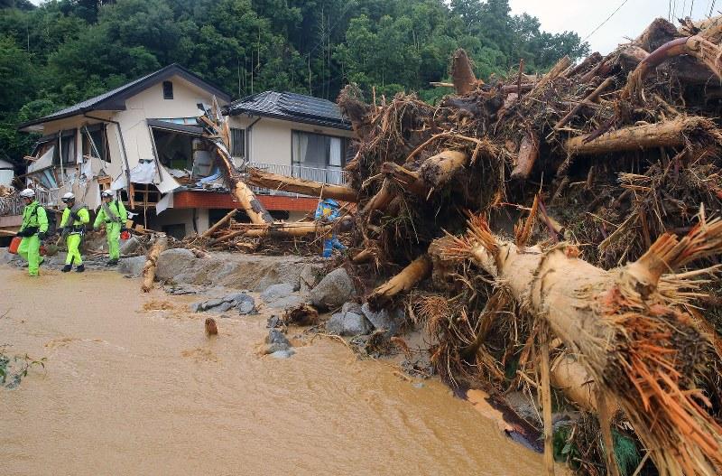 九州豪雨:被害拡大、死亡7人に ...
