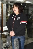ガリガリガリクソンさん=大阪市で2017年5月、山崎一輝撮影