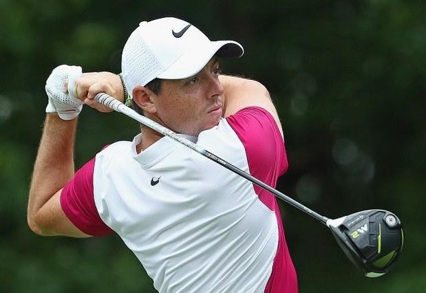 マキロイはジョンソン&シュワーツェル、ローズはトーマス&ウーストハイゼンと同組(PGA Tour)