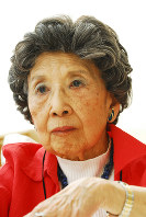 犬養道子さん 96歳=評論家(7月24日死去)