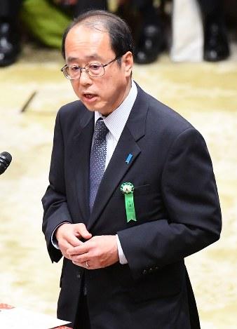 加計新学部:和泉氏、前川氏と対...