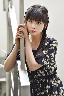 小芝風花さん=東京都渋谷区で2017年6月22日、西本勝撮影