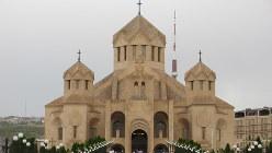 エレバン市街南西にある聖グリゴル・ルサボリチ教会(写真は筆者撮影)
