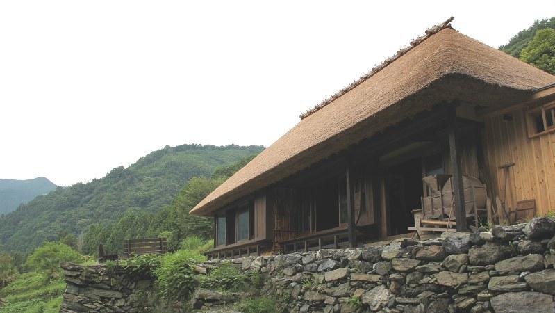 ちいおりアライアンスが運営する古民家宿(徳島県)
