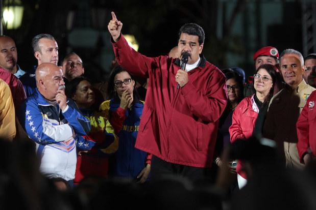 ベネズエラ:制憲議会発足へ 2日にも国会閉鎖 - 毎日新聞