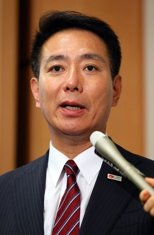 2017年民進党代表選挙