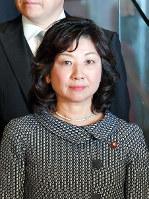 野田聖子総務相=首相官邸で2017年8月3日午後7時半、手塚耕一郎撮影