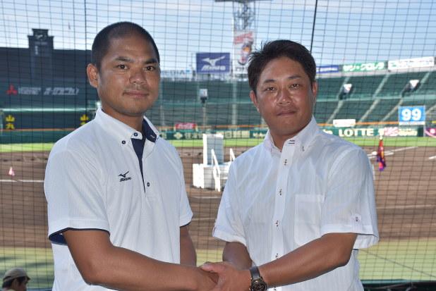 第99回全国高校野球:監督対談 津田学園と藤枝明誠、きょう対戦 ...